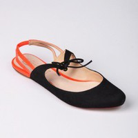 Schutz Cindy Slingback Flat - Flats - Womens Online Clothing Boutique | Collective Habit