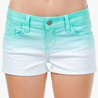 A&#x27;GACI Clean Ombre Short - BOTTOMS