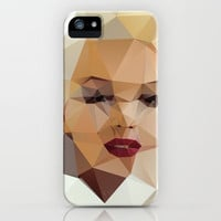 Marilyn Monroe. iPhone & iPod Case by David