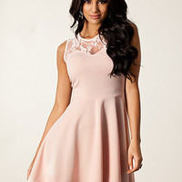 Lace Skater Dress, Three Little Words