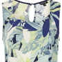Crayon Forest Crop Top - Spring Greens - We Love - Topshop USA