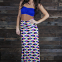 Kaleidoscope Maxi Skirt