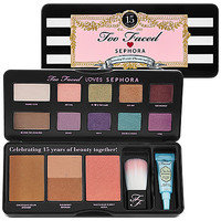 Too Faced Too Faced Loves Sephora 15 Years Of Beauty Palette: Shop Combination Sets | Sephora