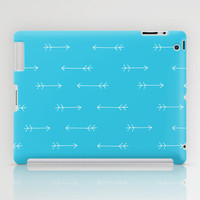 Azul iPad Case by Leah Flores Designs