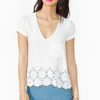 Blooming Blossom Top