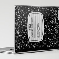 Composition Notebook Laptop & iPad Skin