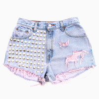 Sugar Stud Shorts by Batoko | BATOKO