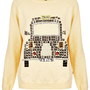 Knitted Crystal Taxi Jumper - Knitwear - Clothing - Topshop USA