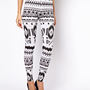 ASOS Leggings in Aztec Tribal Print