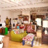 Vintage Renewal Loft - eclectic - kitchen - denver - by Vintage Renewal