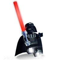 DARTH VADER LEGO LED TORCH LIGHT - STAR WARS