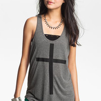 Project Social T &#x27;Cross&#x27; Tank (Juniors) | Nordstrom