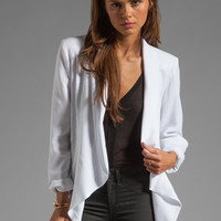 Wish Proxy Blazer in White from REVOLVEclothing.com