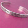 Calm Your Tits Cuff Bracelet - Spiffing Jewelry