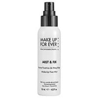 Sephora: MAKE UP FOR EVER : Mist &amp; Fix : primer-face-makeup