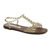 Steve Madden Nickiee Studded Sandals | Dillards.com