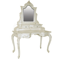 Provencal Grande White Dressing Table