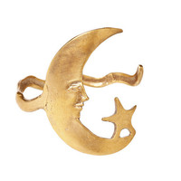 Alkemie Jewelry | Moon & Star Cuff