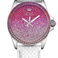 Juicy Couture &#x27;Stella&#x27; Crystal Embellished Watch, 40mm | Nordstrom