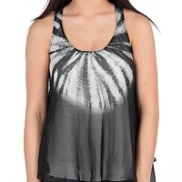 Guess Tie Dye Tank Top - Women's Shirts/Tops | Buckle