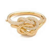 Rachel Zoe Knot Bangle | SHOPBOP