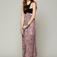 Free People Mata Hari Maxi Dress