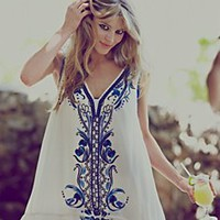 Free People FP New Romantics Sugar and Spice Dress