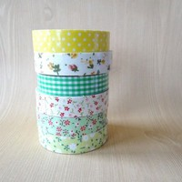 Fabric Washi Tape ~ 2 Pack! from JuicyDealz