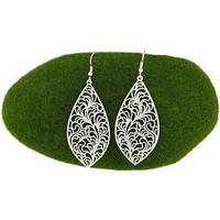 LAVISHY C&amp;oacute;rdoba filigree earrings