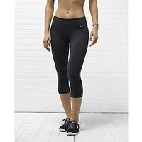 Nike Store. Nike Legend 2.0 Tight Poly Women&#x27;s Training Capris