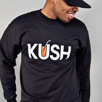 Adapt The Kush x OJ Crewneck