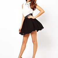 Little Mistress Prom Skirt at asos.com