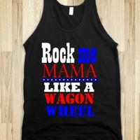 Wagon Wheel - Happy Friday - Skreened T-shirts, Organic Shirts, Hoodies, Kids Tees, Baby One-Pieces and Tote Bags