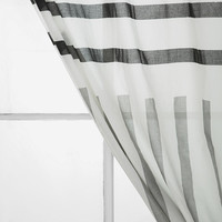 Assembly Home Mixed-Stripe Curtain