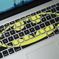 Decal macbook Decal for MacBook  keyboard  decal MacBook air sticker MacBook pro decal