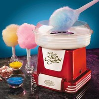 Retro Series Hard and Sugar-Free Cotton Candy Maker: Home & Kitchen