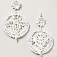 Cut Lace Earrings