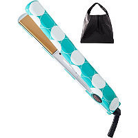 Chi Ultra CHI Teal Dot 1 Inch Flat Iron Ulta.com - Cosmetics, Fragrance, Salon and Beauty Gifts