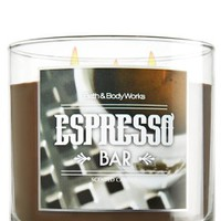 Espresso Bar 14.5 oz. 3-Wick Candle   - Slatkin &amp; Co. - Bath &amp; Body Works