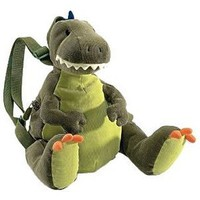 "Gund Kids Dino Backpack 12"" by Gund"