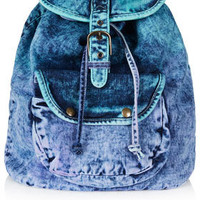 Dip Dye Backpack - Bags & Wallets  - Bags & Accessories