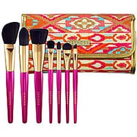 Sephora: SEPHORA COLLECTION : Around The World in 7 Brushes Travel Clutch : brush-sets-makeup-brushes-applicators-tools-accessories