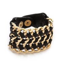 B-Low The Belt Chain Reaction Cuff | SHOPBOP