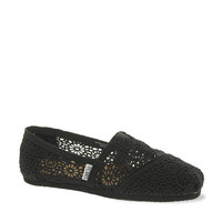 Toms | TOMS Classic Crochet Flat Shoes at ASOS