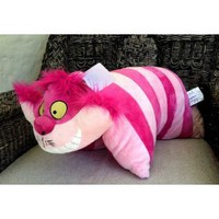 Disney Alice in Wonderland Cheshire Cat Pillow Pal Pet Plush Doll NEW: Everything Else