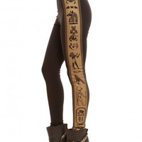 Egyptian Leggings - Bottoms - Clothes | GYPSY WARRIOR