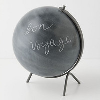 Soapstone Globe