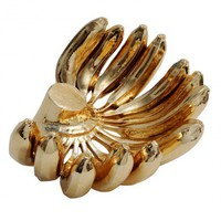 Gold Banana Bowl - Gift