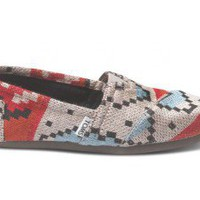 Tribal Knit Women&#x27;s Classics | TOMS.com