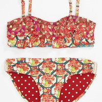 Maaji Reversible Two Piece Swimsuit (Little Girls & Big Girls) | Nordstrom
